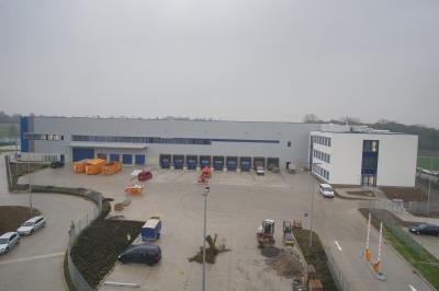 Ixocon Logistikzentrum